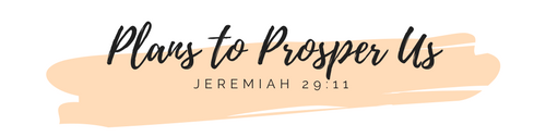 Plans To Prosper Us